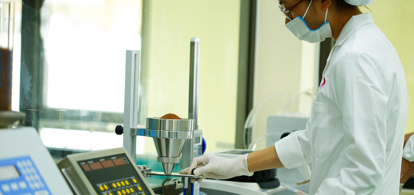 Nhà máy dược phẩm Lotus 1